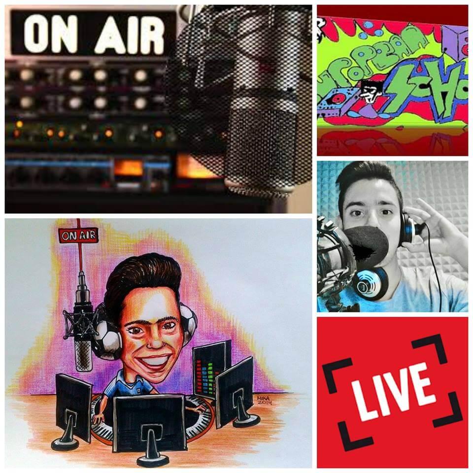 Σάββατο 27/2 ώρα 4.00-6.00 μ/μ/ #Today … ο Γιώργος από το 2ο ΓΕΛ Εχεδώρου σε έκτακτη εκπομπή!!!
