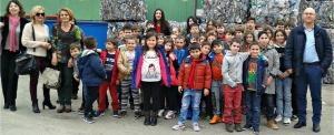 Εκπαιδευτική Επίσκεψη στο Κέντρο Διαλογής Ανακυλώσιμων Υλικών στην Πάτρα