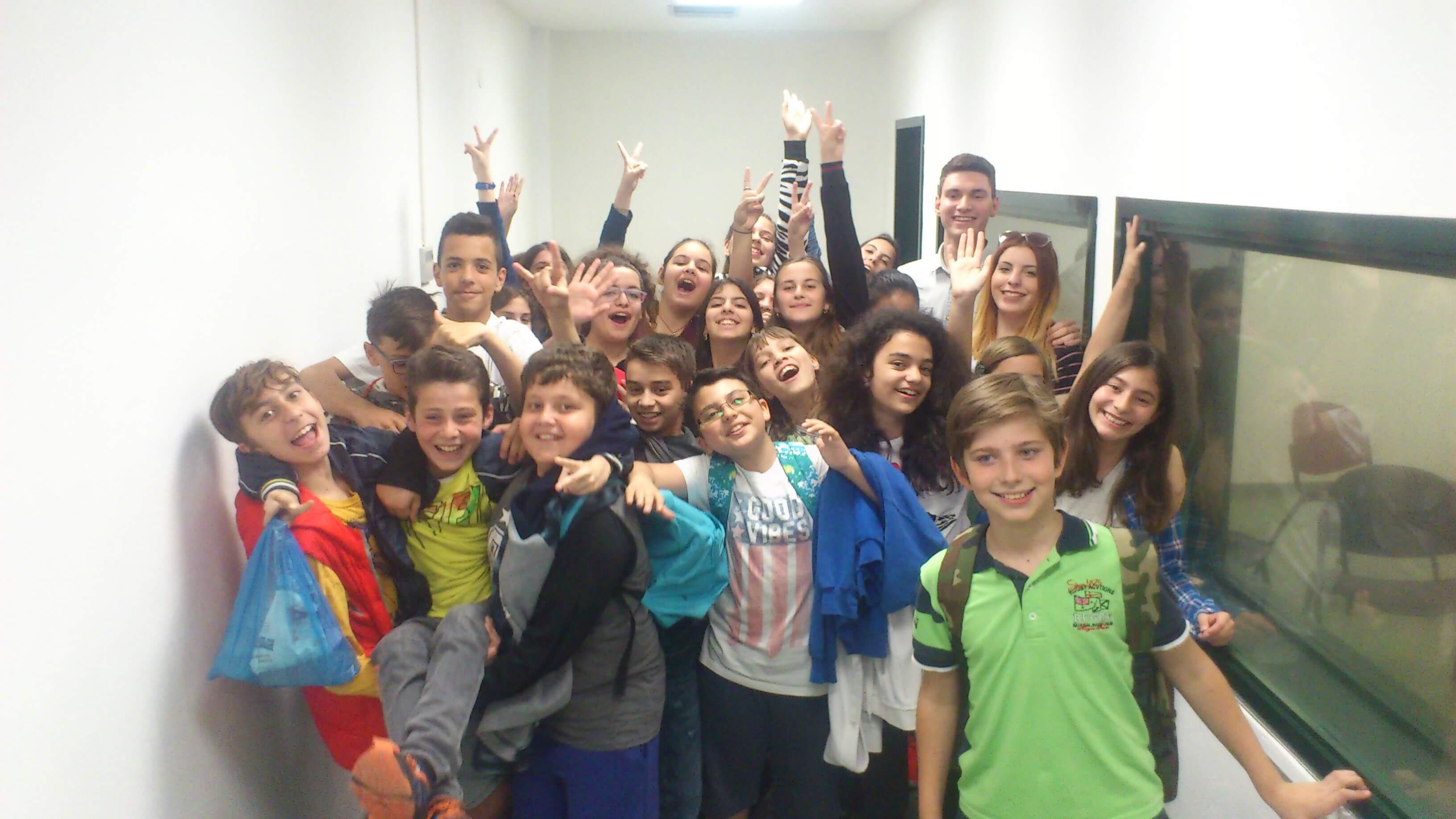 Το 1ο ΔΣ Αγίου Παύλου στο εκπαιδευτικό πρόγραμμα του ESR στο ΤΕΙ Θεσσαλονίκης
