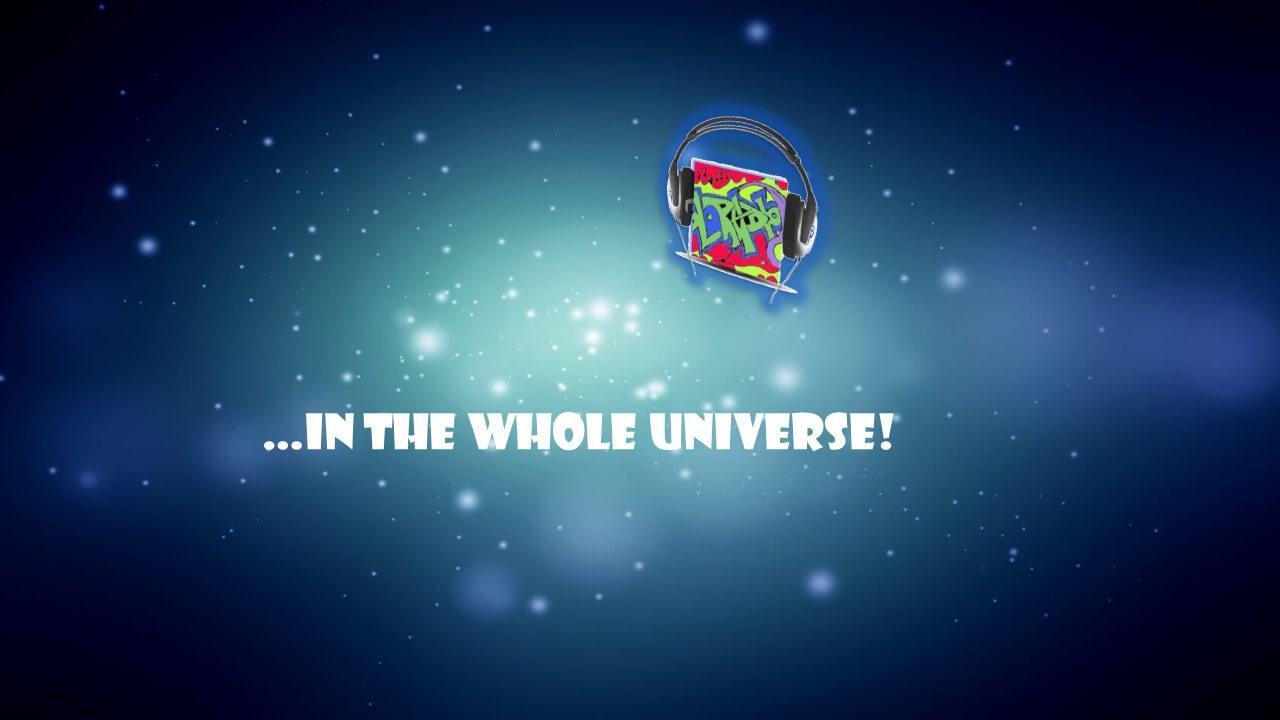Νέα εμφάνιση της Κοινότητας: In the whole universe !